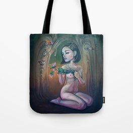 Madreselva Tote Bag