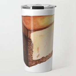 Cheesecake Slice Travel Mug