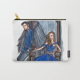 The High Lord and High Lady of the Night Court Carry-All Pouch