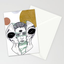 Meta Stationery Cards