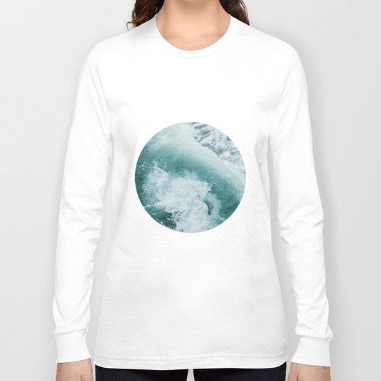 Circle Sea Long Sleeve T-shirt
