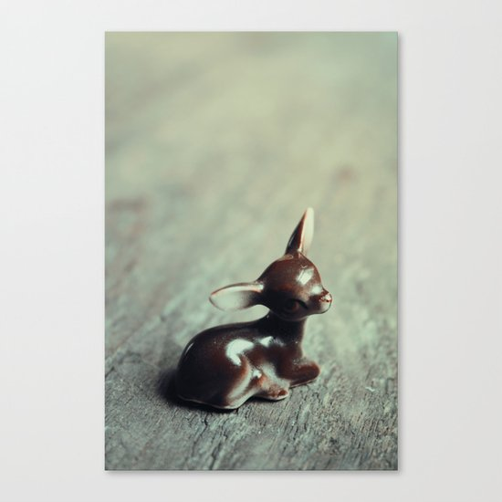 My Deer Canvas Print