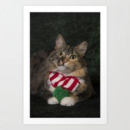 Holiday Arbor Art Print