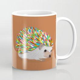 Hedgehog Sprinkles Coffee Mug