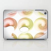 sleep iPad Cases featuring sleep by Laura Santeler