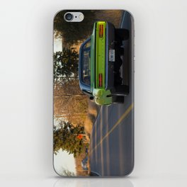 American Muscle on the Road iPhone Skin