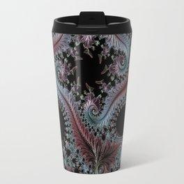 Intricate Fractal Travel Mug