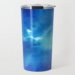 Blue Powder Travel Mug