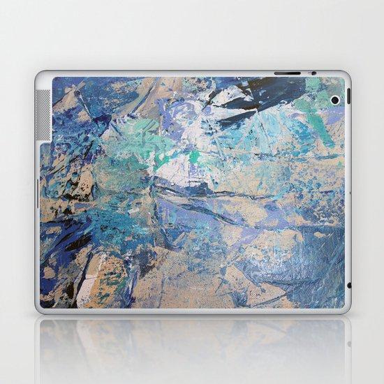 Clash of Tides (3 of 3) Laptop & iPad Skin