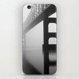 Savanna-Sabula Bridge iPhone Skin