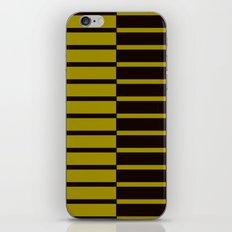 Quagga Zebra Plays Piano iPhone & iPod Skin