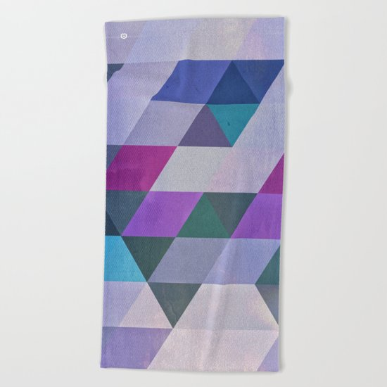 flyty Beach Towel