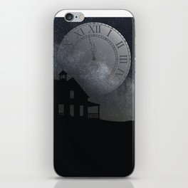 back before midnight iPhone Skin