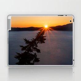 Sunset Tree Top Laptop & iPad Skin