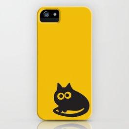 cat love iPhone Case