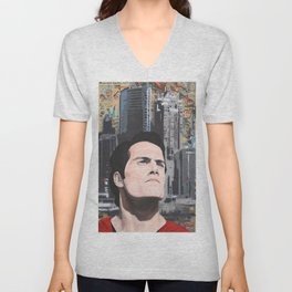 Son Of Krypton Unisex V-Neck