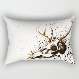Time Stopped at the 9 Rectangular Pillow