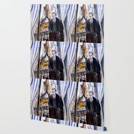 "Robert Delaunay ""Le Poète Philippe Soupault"" Wallpaper"