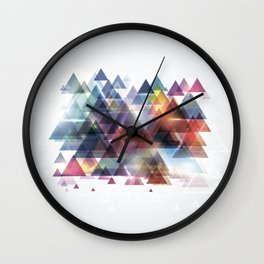 Colors Wall Clock
