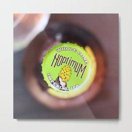 Sierra Nevada Brewing Company - Hoptimum Imperial IPA (2014) Metal Print