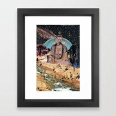 ARSICOLLAGE_15 Framed Art Print