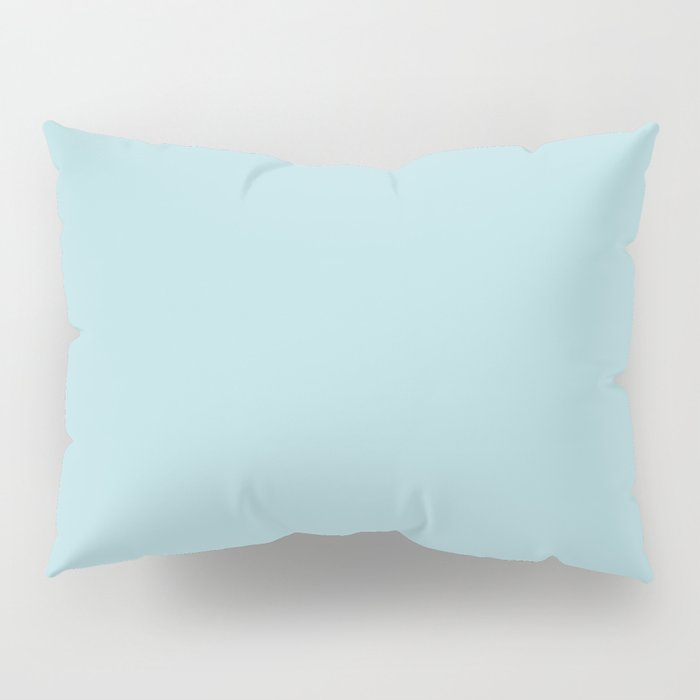 Simply Pretty Blue Pillow Sham