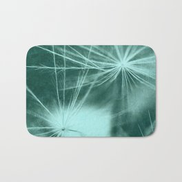 Dandelion Art 3 Bath Mat