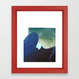 colagem4 Framed Art Print