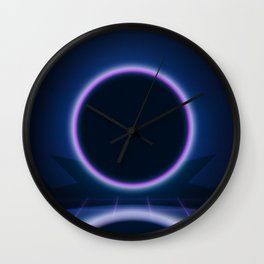 ECLIPSE 2043 Wall Clock
