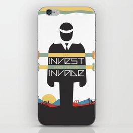 Capitalist Reminder iPhone Skin