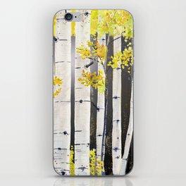 Birch Tree iPhone Skin