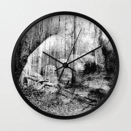 Formation Series - Press Wall Clock