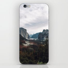 Tunnel View iPhone Skin