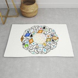 The Blockchain Rug