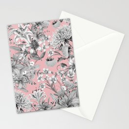 FLORAL GARDEN 7 Stationery Cards