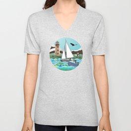 Nautical Goodies Unisex V-Neck