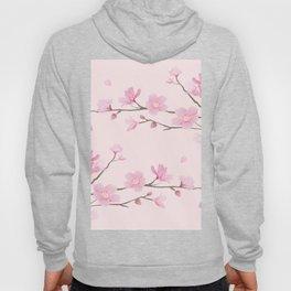 Cherry Blossom - Pink Hoody