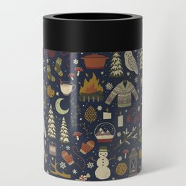 Winter Nights Can Cooler