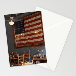 Sylvain's Flag of America Stationery Cards