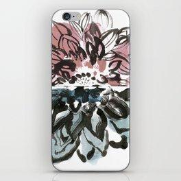 Watercolor Flower iPhone Skin