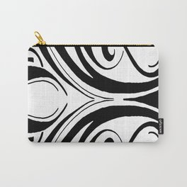 Deco Wave Carry-All Pouch