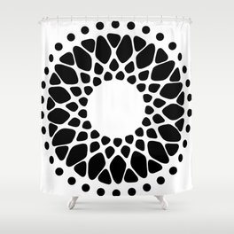 BBS RS Shower Curtain