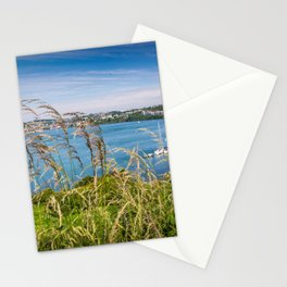 View of Kinsale, Ireland from Summer Cove Stationery Cards