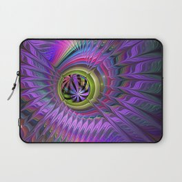 Peacock eye Laptop Sleeve