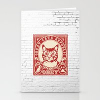 obey Stationery Cards featuring OBEY by frail