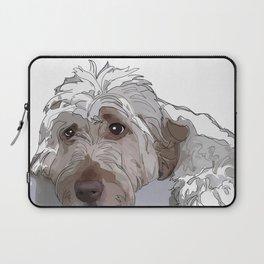 Shaggy Dog Laptop Sleeve