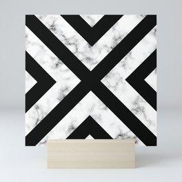 Marble III 066 Mini Art Print