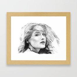 Laetitia Framed Art Print