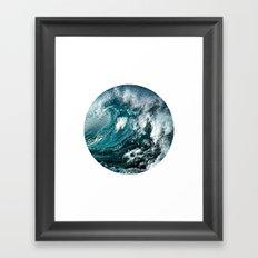 Water 5 Framed Art Print