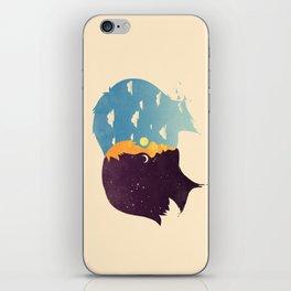 Dawn iPhone Skin